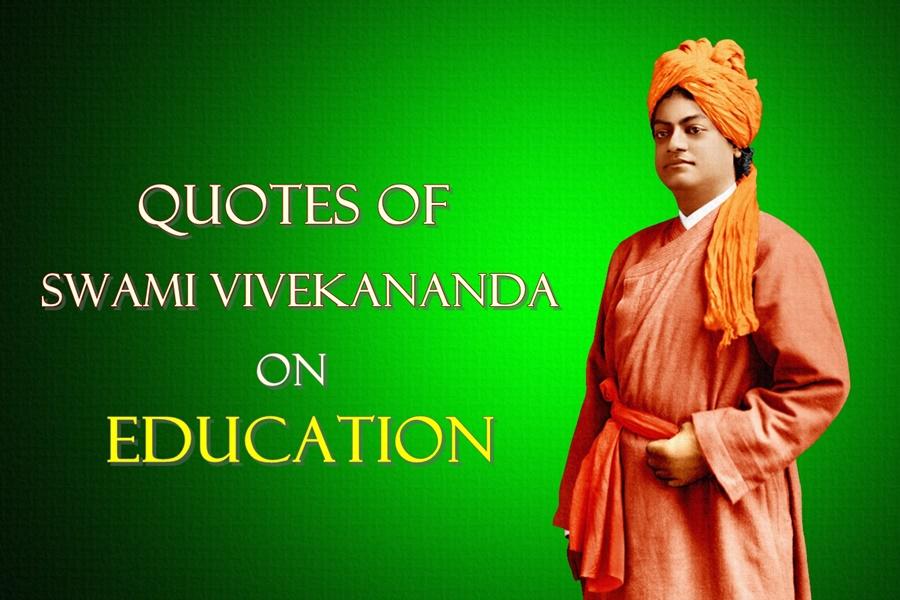 quotes of swami vivekananda on education ramakrishna mission